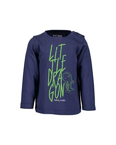 BLUE SEVEN Blue Seven Baby-Jungen T-Shirt Vd-977542 X Dk Blau 572, 62