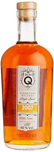 Don Q Signature Release Single Barrel Limited Edition 2007 Rum (1 x 0.7 l)