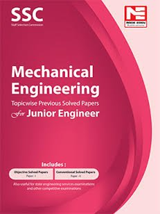 SSC: JE Mechanical Engineering Previous Year Solved Papers