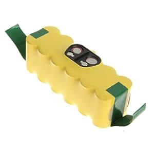 Batterie 3500mAh 14.4V compatible avec APS iRobot Roomba 500 510 530 532 535 540 550 560 562 570 580 610 R3