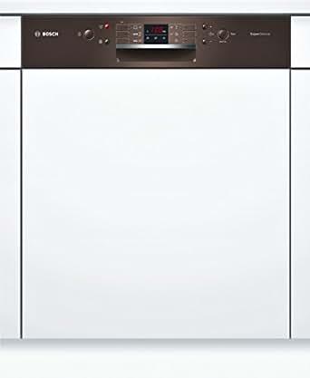 bosch smi63n24eu serie 6 geschirrsp ler teilintegriert. Black Bedroom Furniture Sets. Home Design Ideas