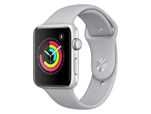 Apple Smartwatch 42mm Aluminium Silber