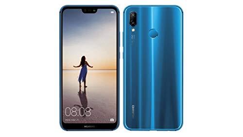 Huawei P20 Lite Smartphone débloqué (Single Sim) Bleu