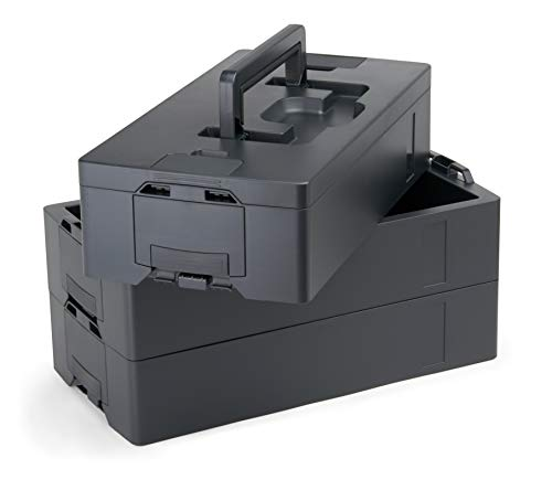 Bosch Sortimo H-BOXX | Präsentationskoffer | Präsentation & Vertrieb | Außendienst Koffer | Ideal für Vertriebsprofis & Professionelles Auftreten