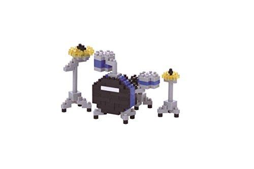 kawada-micro-dimensioni-blocco-di-costruzione-nanoblock-drum-set-blu