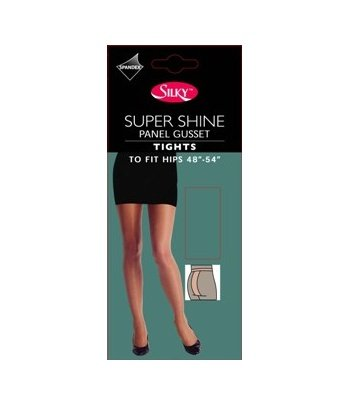 Silky Super Shine tights