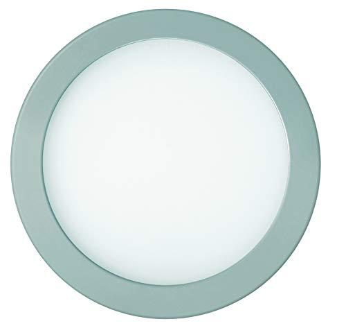 Secom NUVA Eco LED Cromo Mate, 18w 4000ºK 1500 lúmenes, 224 mm.Ø...