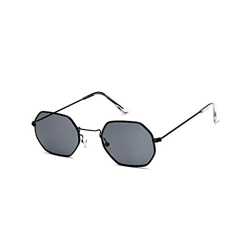 WJFDSGYG Fashion Design Small Frame Sonnenbrillen Square Damen Sonnenbrillen Herren Brillen Uv400