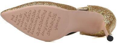 Laruise - Strap alla caviglia donna Oro