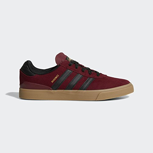 Adidas Court Vulc, Zapatillas de Deporte para Hombre, Rojo (Buruni/Buruni/Maruni), 41 1/3 EU
