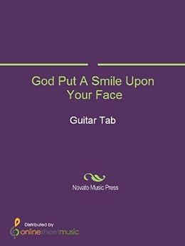god put a smile upon your face putas