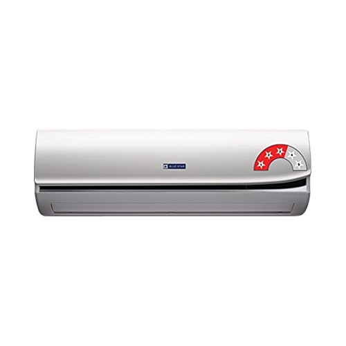 Blue Star 1.0 Ton Split Ac 3 Star - 3hw12jcfu, Copper)