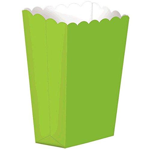 TradeMart Inc. Amscan Fun Small Popcorn (5 Piece), 5 1/4
