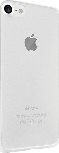 Ozaki oc738wh O. Coat 0.3+ Coque de protection bumper pour Apple iPhone 7 blanc