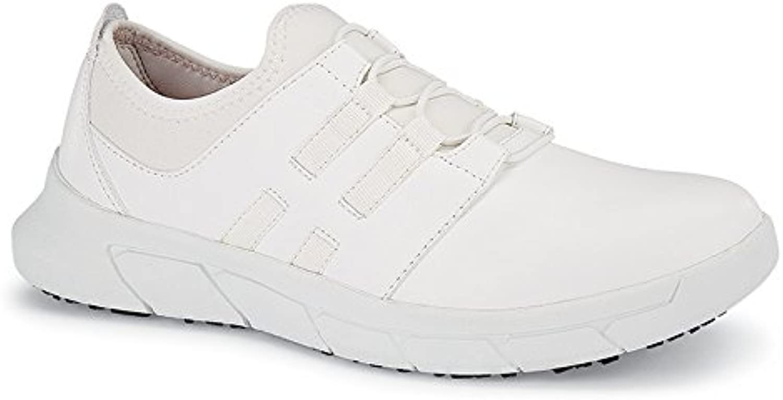 scarpe for Crews 32709 – 39 6 Karina antiscivolo hemmende ginnastica, taglia 39 EU, Bianco | Varietà Grande  | Uomo/Donna Scarpa