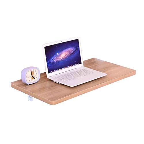 Klapptisch XUERUI Wand Speisetisch-Wand-Tabellen-Computer-Schreibtisch-Studien-Tabelle Dauerhaft (Farbe : Log Color 1, größe : 80 * 40)