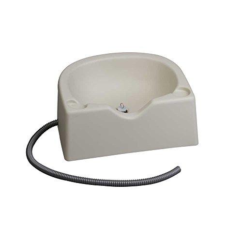 Behrend Kopfwaschwanne Haarwaschwanne Haarwaschbecken, mobil, Kopfmulde, 49x41x18,5cm
