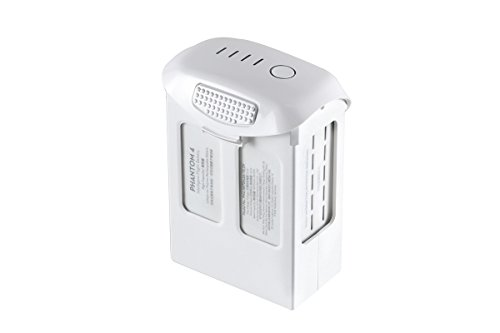 Preisvergleich Produktbild DJI - Batterie intelligenter Flug Nach Phantom Pro 4, 5870 mAH, Weiss
