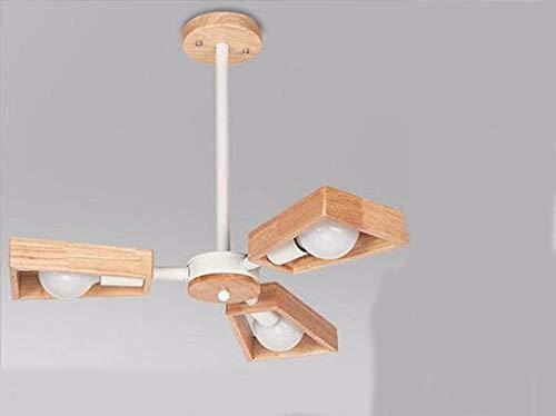 XI Guo Home Hotel Luces de decoración, Ventilador de Techo con lámpara...
