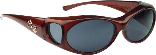 Fitovers Eyewear Sonnenbrille Aurora, damen, claret