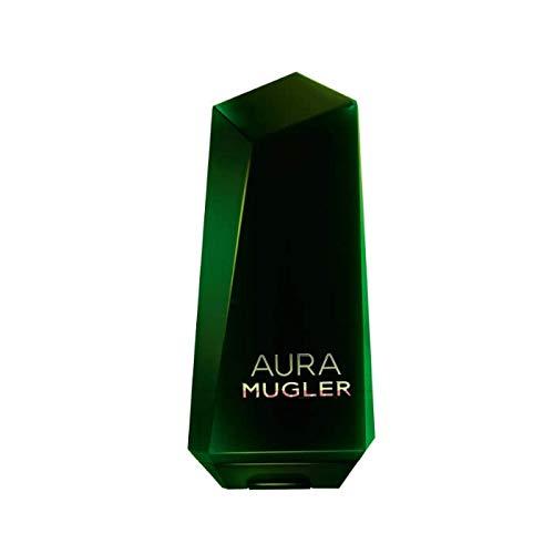 Mandel Feuchtigkeitsspendende Lotion (THIERRY MUGLER Aura Mugler Körperlotion, 200 ml)