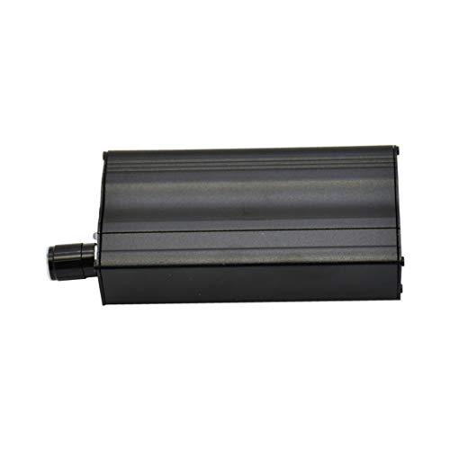 Ultra-Low Noise MX-K2 CW Automatische Speichersteuerung Schlüsselcode Morse Keyer für Amateurfunkverstärker-schwarz -