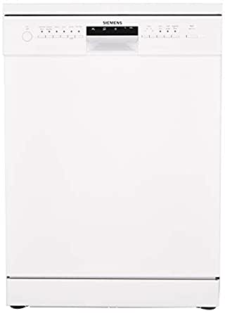 Siemens 12 Place Settings Dishwasher (SN256W01GI, White)