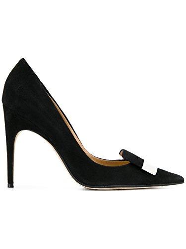Sergio Rossi Femme A78951MCAZ011000 Noir Cuir Escarpins