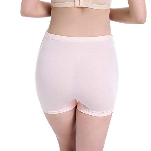 Frauen Mutterschaft Shorts Mitte Oberschenkel Nahtlose Weiche Bauch Unterwäsche