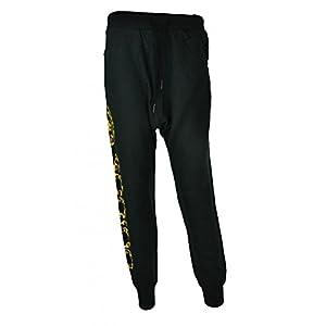 3cd24124010d06 Adidas Baggy ISR Track Pant Womens Damen Originals Trefoil Sporthose Schwarz