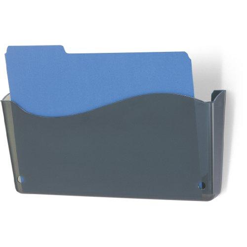 Officemate unzerbrechlich Wand Datei, Letter/A4Größe, rauch (21621)
