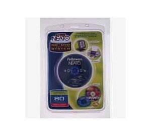 Fellowes Neato PC CD/DVD Labelling Kit 9996501