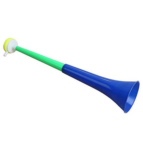 Farbe 1 Stück Zarte WM-Redner WM-Trompete Spiel National World Cup Horn Skalierbare WM Horn Party Supplies Ornamente ()