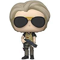 Funko Pop Movies: Terminator Dark Fate-Sarah Connor Figura Coleccionable, Multicolor, Estándar (43502)