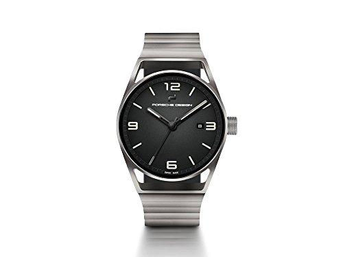 Porsche Design 1919 Datetimer Eternity Automatik Uhr, Titan, 6020.3.01.003.01.2