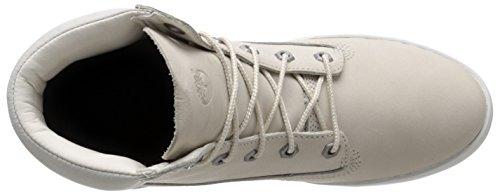 Timberland Women s Brattleboro 6 Inch Boot  Bone  9 M US