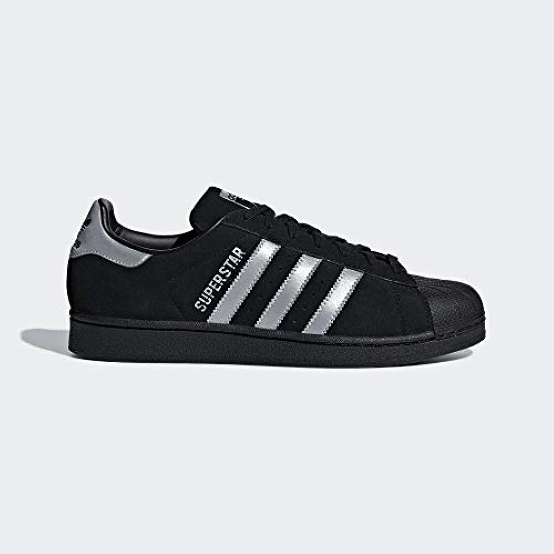 monsieur / madame adidas superstar chaussures chaussures superstar hommes noirs d'aspect élégant acheter le dernier modèle d55516