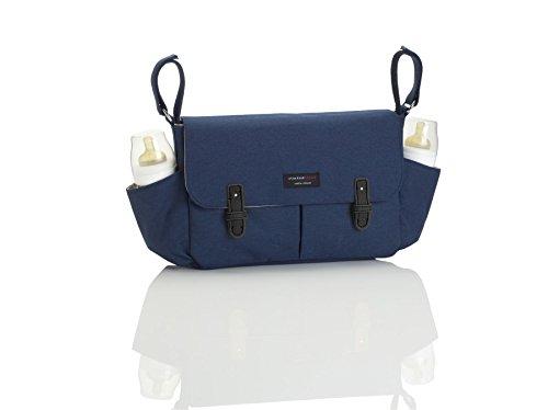 Storksak Travel Stroller Organiser Navy Blue