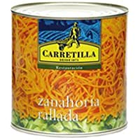 Zanahoria Rallada Carretilla 2500G