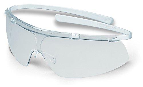 Uvex Schutzbrille Super g nach EN 166 + EN 170 federleicht 18 Gramm