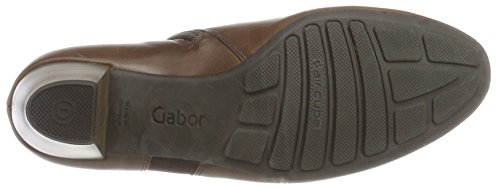 Gabor Damen Comfort Sport Stiefel Braun (Castagno Micro)