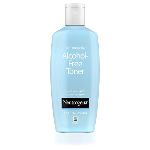 Neutrogena Alcohol-Free Toner, 250ml