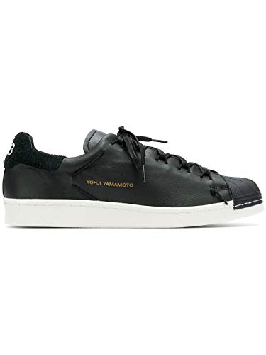low priced 04c23 612ef adidas Y-3 Yohji Yamamoto Sneakers Uomo Cg6082 Pelle Nero