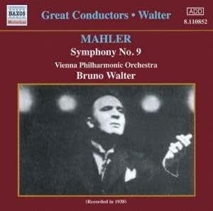Mahler: Symphony No. 9 [Recorded 1938]