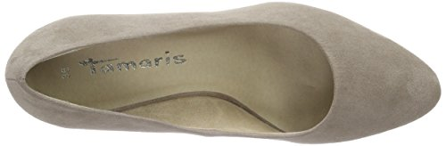Tamaris Damen 22434 Pumps Braun (PEPPER 324)