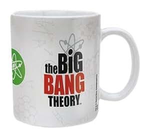 The Big Bang Theory Logo Ceramic Mug