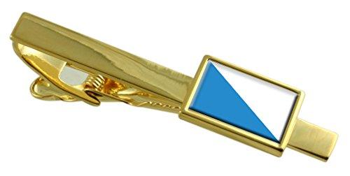 la-ville-de-zurich-suisse-cravate-or-drapeau