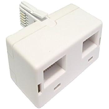 Image result for phone socket doubler