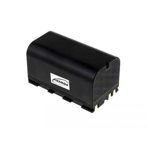 Battery for Leica type GEB211 4400mAh, 7,4V,