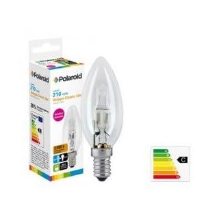 ActiveJet Halogen Capsule Bulb, 18/25 W, E14